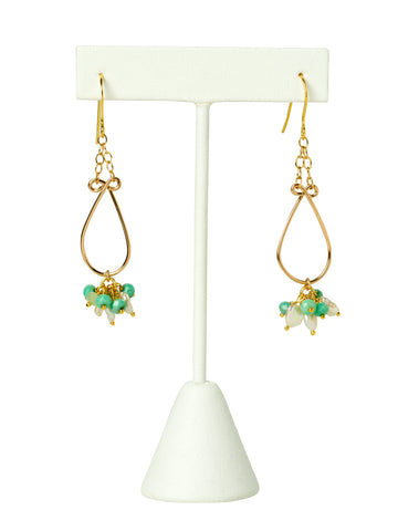 Chalcedony Dreams Earrings