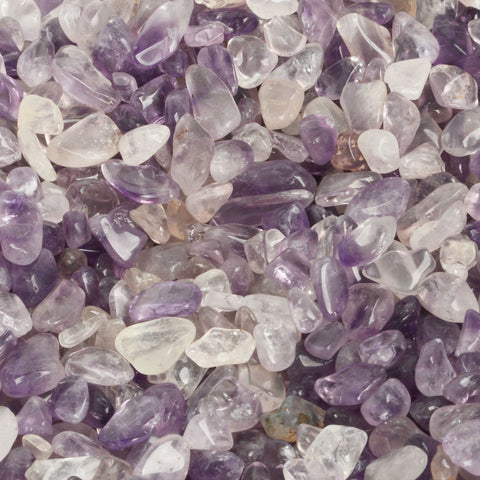 1 LB Natural Amethyst Chips