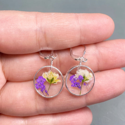 Wildflowers Earrings - Style BG10