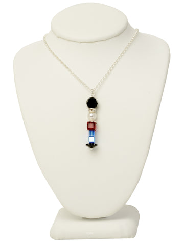 Dancing Nutcracker Necklace