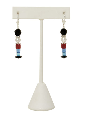 Dancing Nutcracker Earrings
