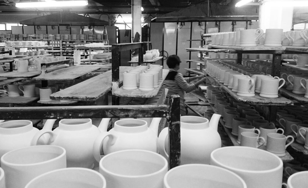 British ceramics manufacturing