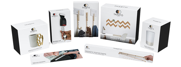 THABTO British Design-led Gift and Homeware Wholesale