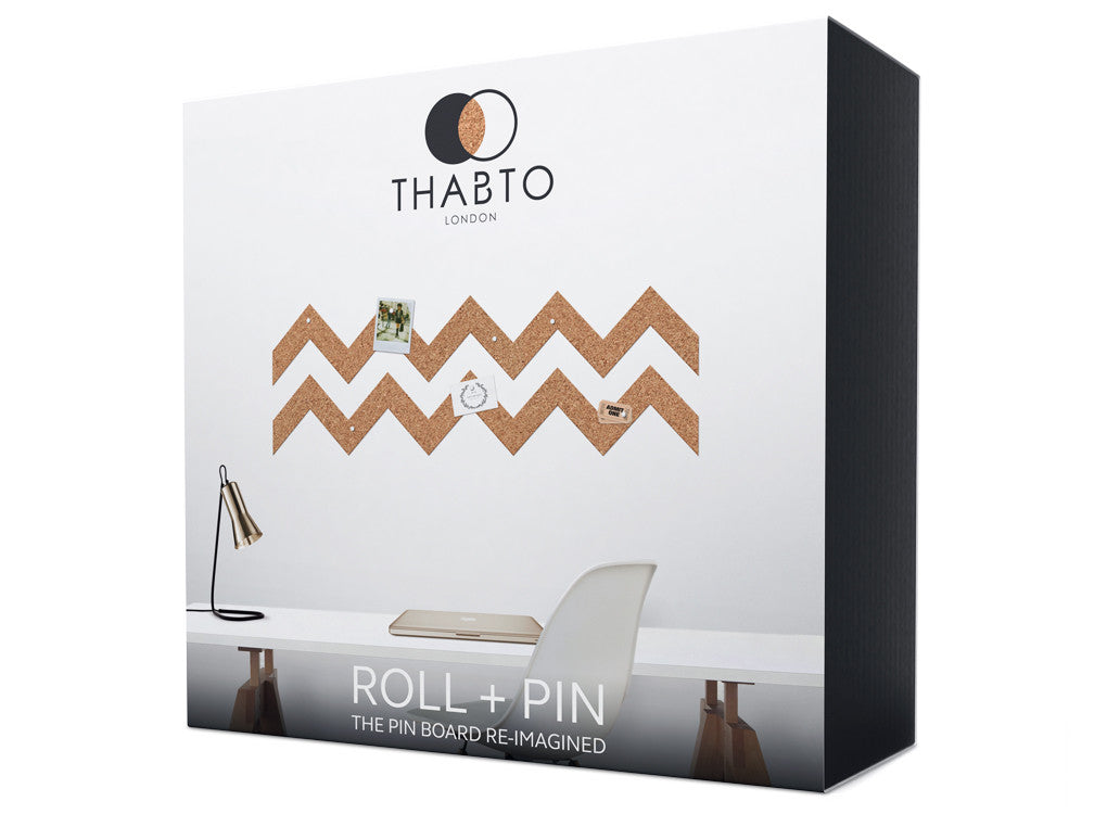 Roll Pin The Cork Pin Board Creatively Re Imagined Thabto