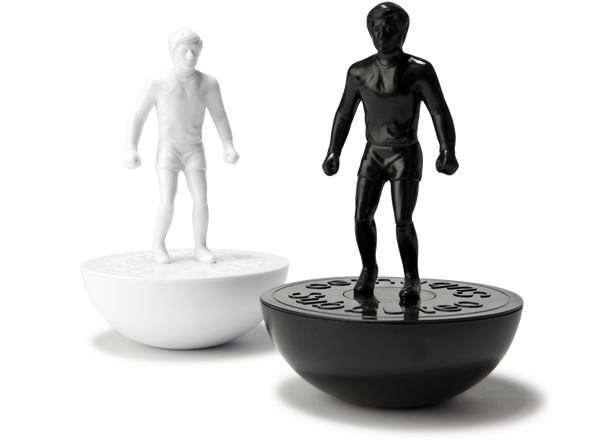 Official Subbuteo Salt Pepper Grinders By Thabto