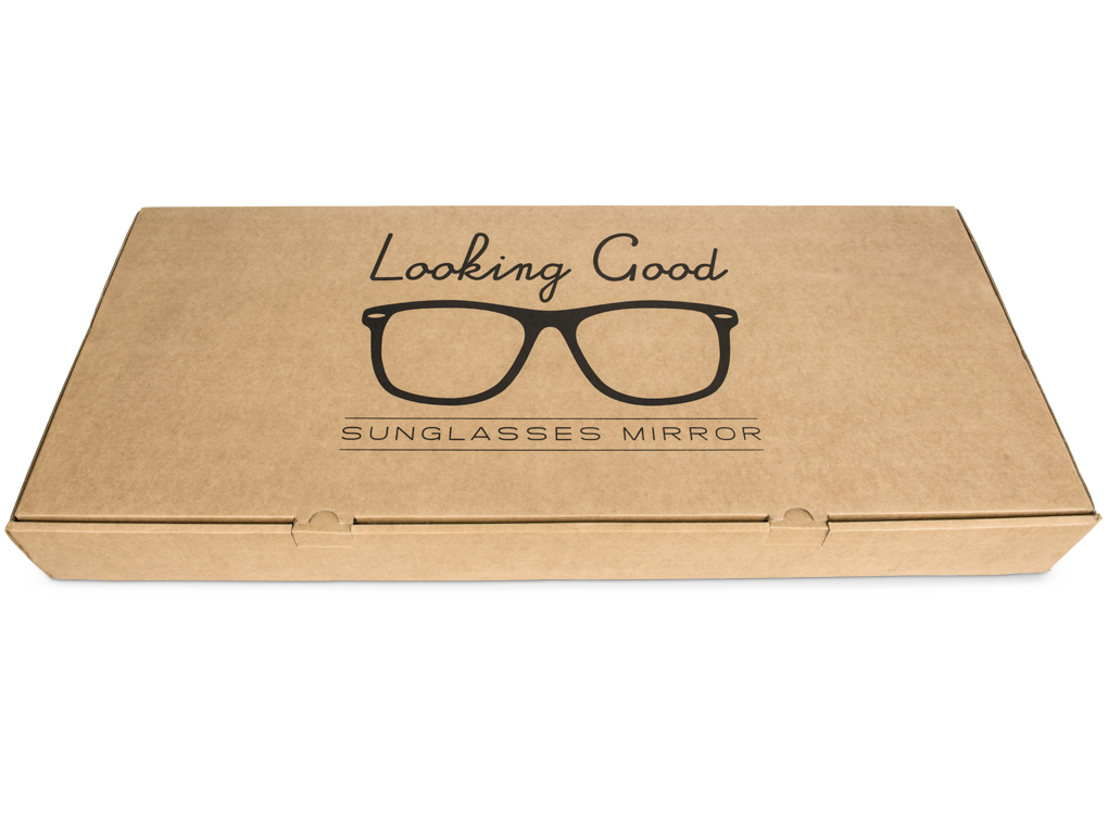 Looking Good sunglasses mirror gift box by THABTO