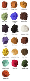 Earth and Mineral Pigments