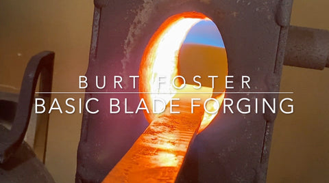 Basic Blade Forging Video