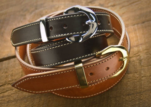 Custom Leather Belt