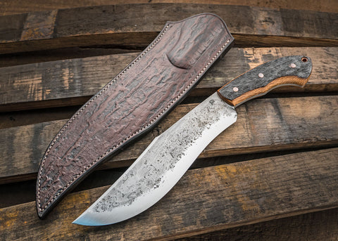 Bourbon Camp Knife