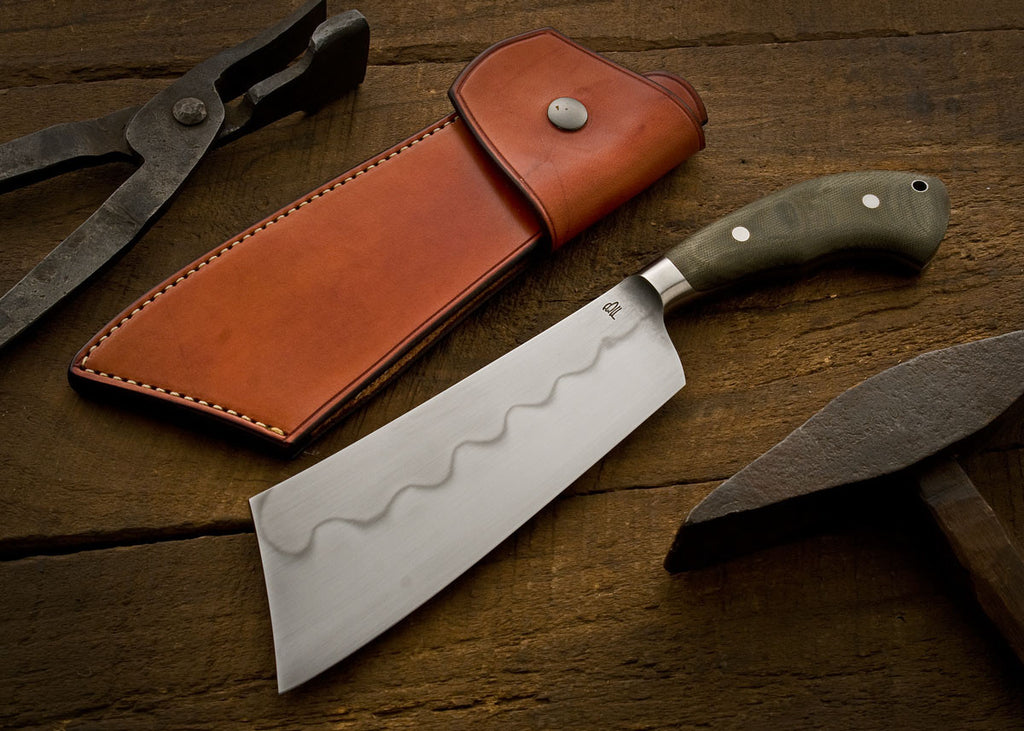 Custom Integral Cleaver