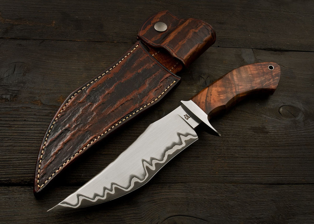 Iron Spur Fighter - English Walnut