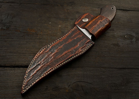 Iron Spur Fighter - African Blackwood
