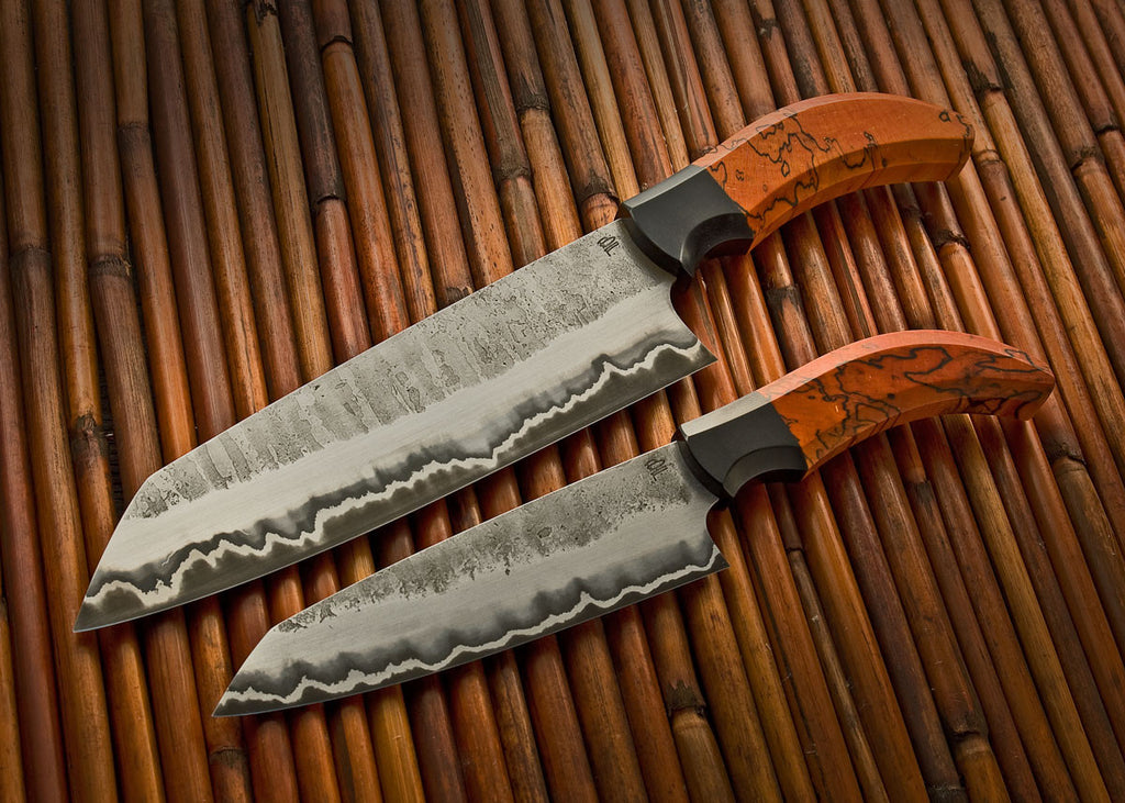 Jappalachian 2-Knife Chef's Sets