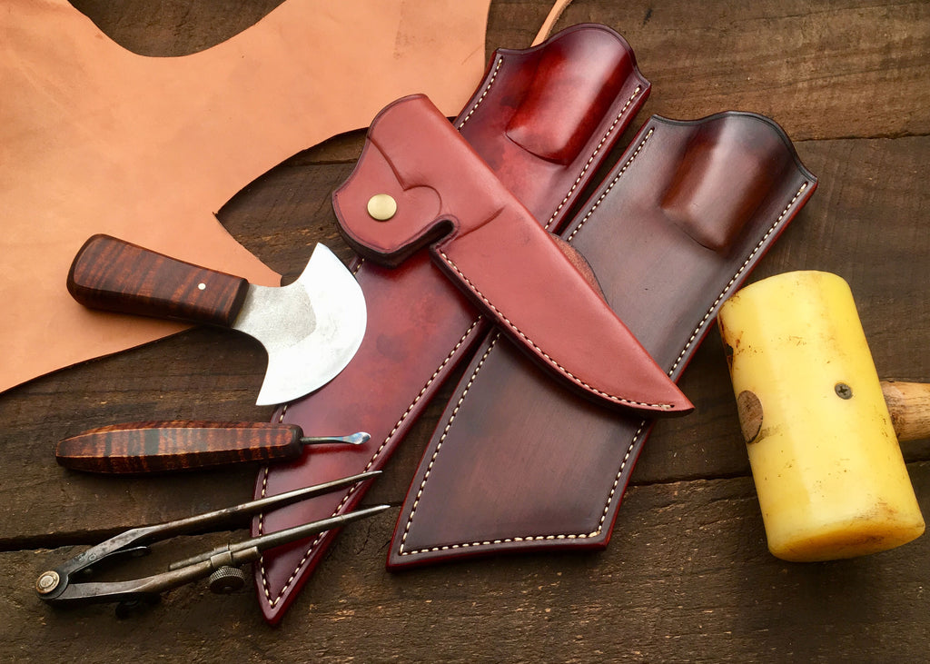 Leather Sheath Class Mar 20, 2020 (Deposit only)