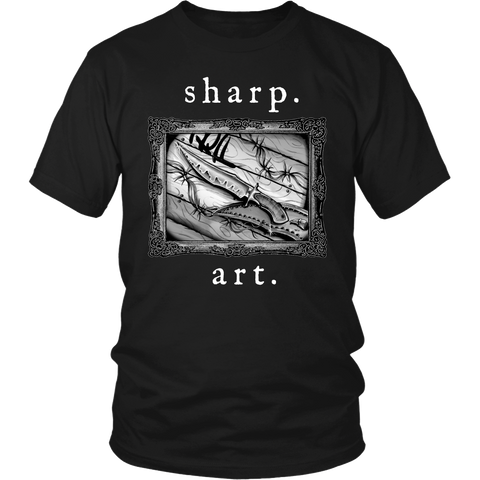 Sharp Art T-Shirt