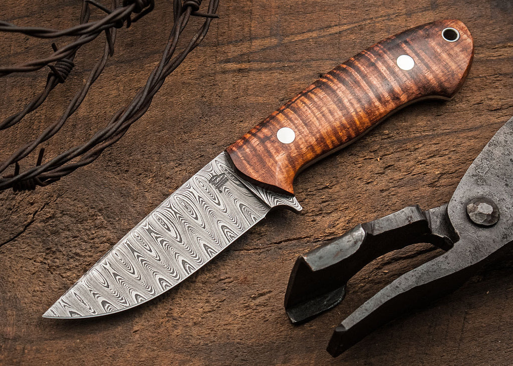 Damascus Wilderness Hunter
