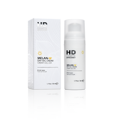 MELAN-W CREMA-GEL SPF 50+. 50 ML