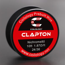 Load image into Gallery viewer, 10ft Coilology Clapton Spool Wire