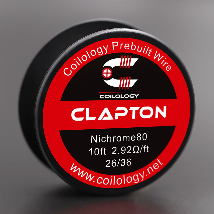 10ft Coilology Clapton Spool Wire