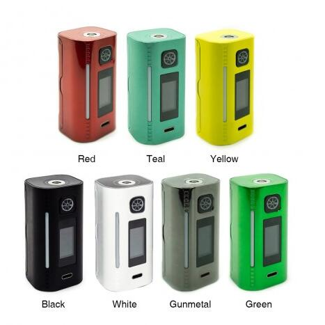 Asmodus Lustro 200W TC Touch Screen Box Mod