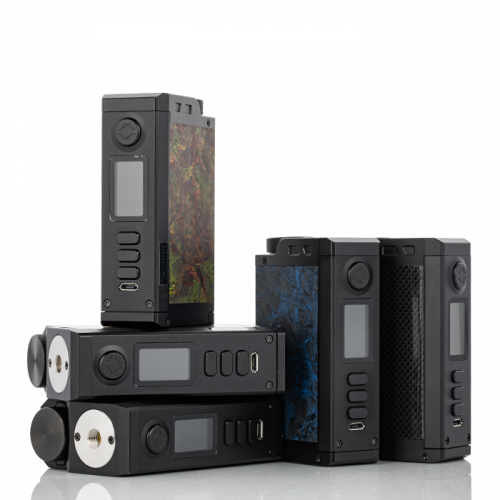 DOVPO TOP GEAR DNA250C 200W BOX MOD