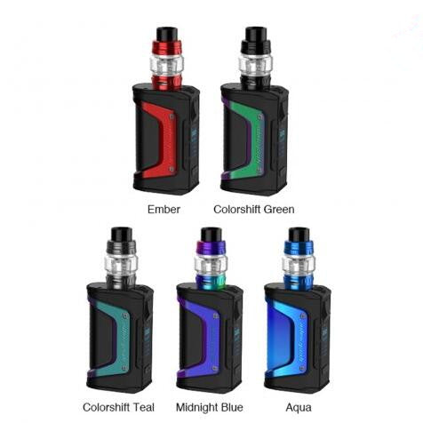 GeekVape Aegis Legend 200W TC Kit with Alpha Tank