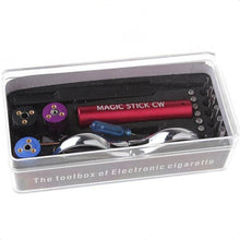 Load image into Gallery viewer, Magic Stick CW Wire Coiling Tool Kit 6-in-1