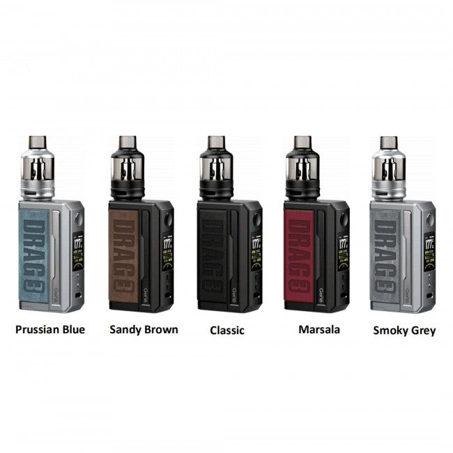 VOOPOO Drag 3 177W Box Kit