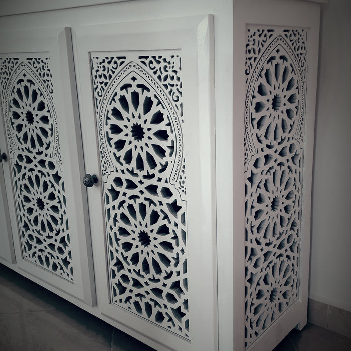 What we do with moroccan furniture & home decor at casbahdecor?