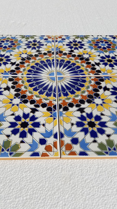 Andalusia Taza Tile