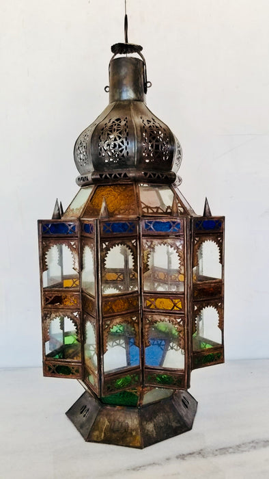 Marrakech metal lantern
