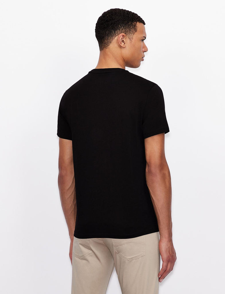 Armani Exchange - Solid T-Shirt