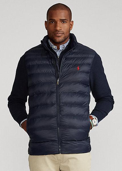 Ralph Lauren Padded Down Bodywarmer