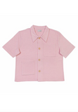 Terry Pembe Shirt