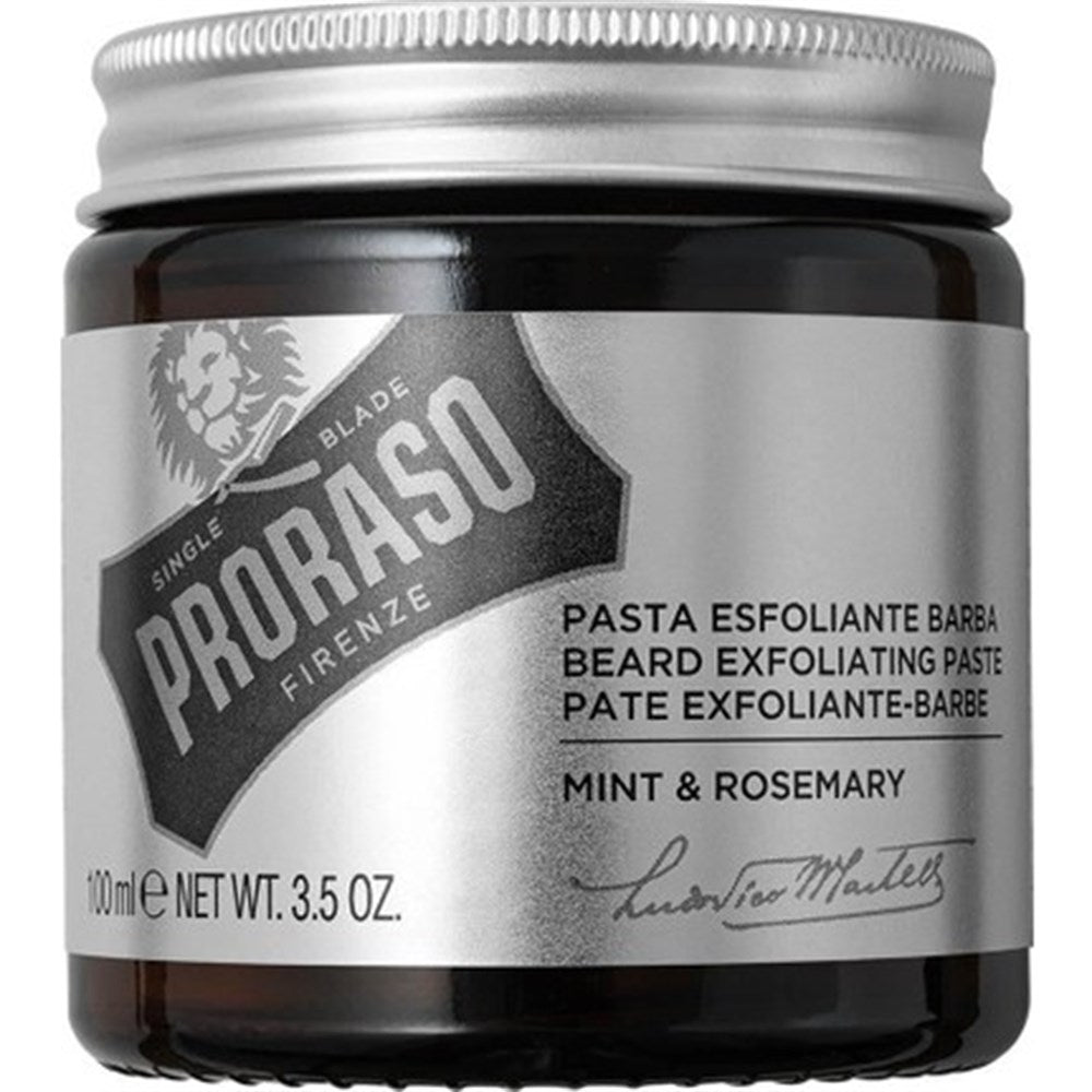 Beard Exfoliating Paste - Sakal Peeling