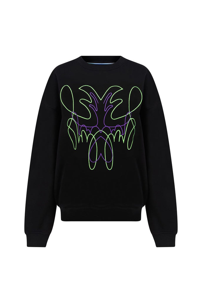 The Beg Embroidered Sweatshirt