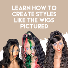 Load image into Gallery viewer, Thermal Styling Course + Ebook