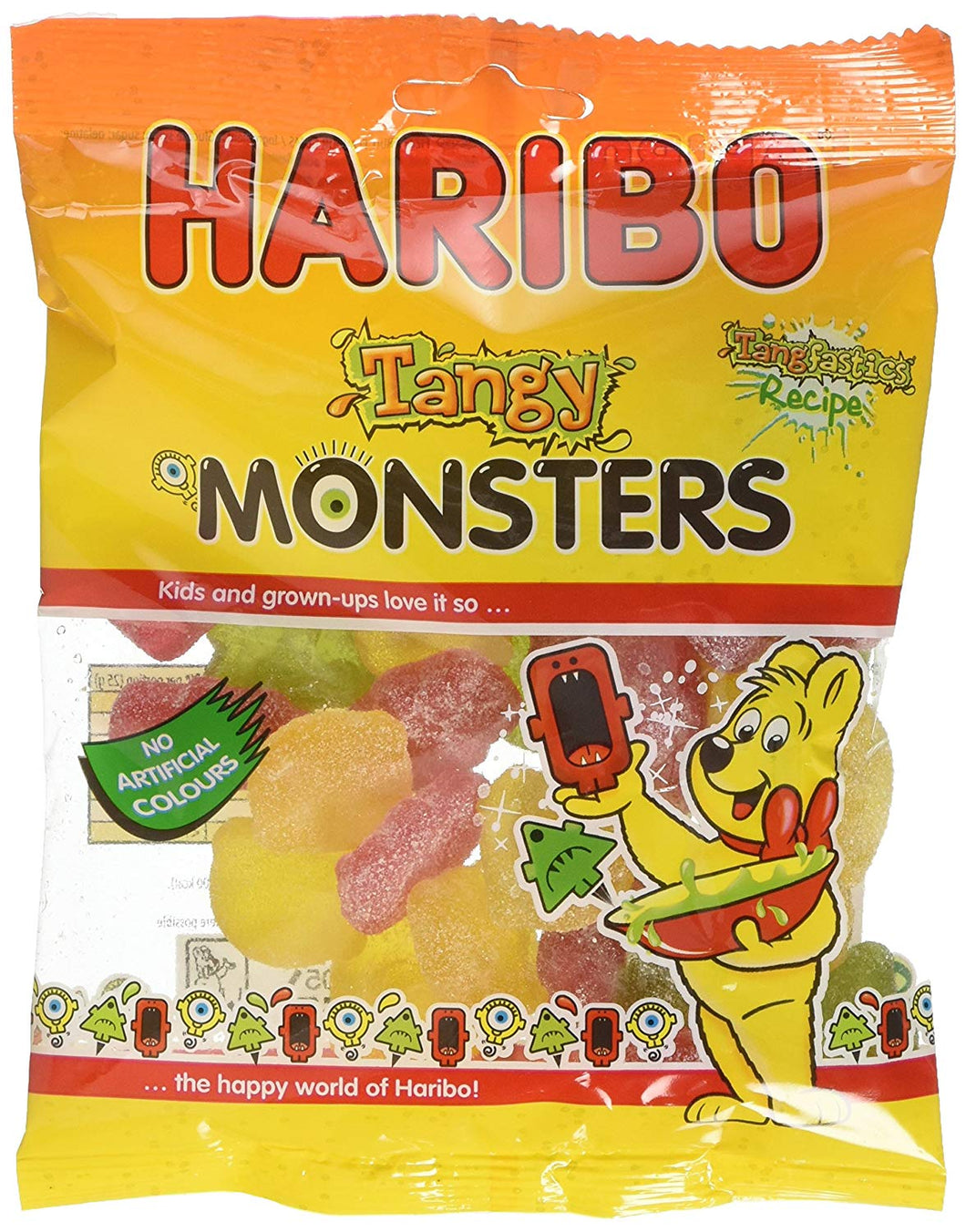 Haribo Tangy Monsters - Special