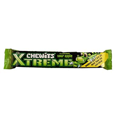 Xtreme Chewits - Sour Apple - Special