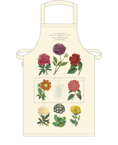Cavallini & Co. Botanica Cotton Apron