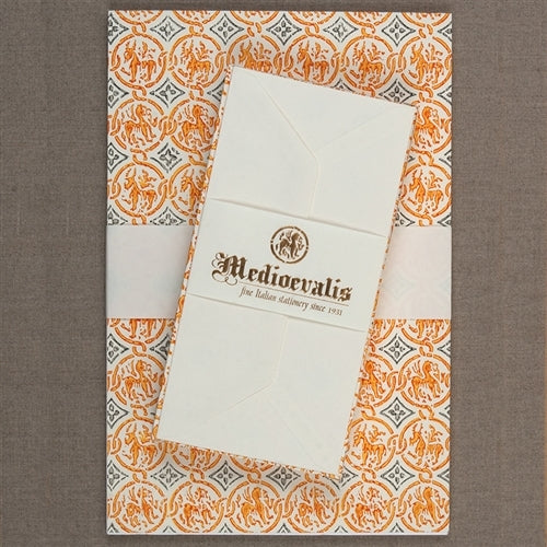 Medioevalis Writing Pads by Rossi 1931, 8.27x11.75 inches (A4)