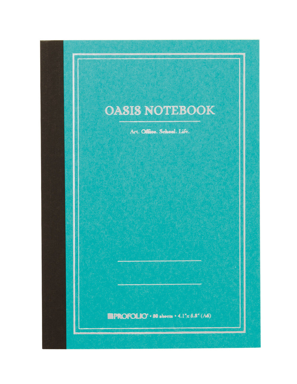 ProFolio Oasis Notebook in wintergreen.