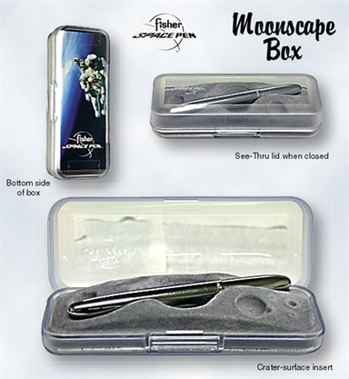 The Moonscape box makes it a great gift.