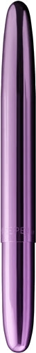 Fisher Bullet Space Pen- Purple Passion can write under water, in extreme temperatures and even without gravity.