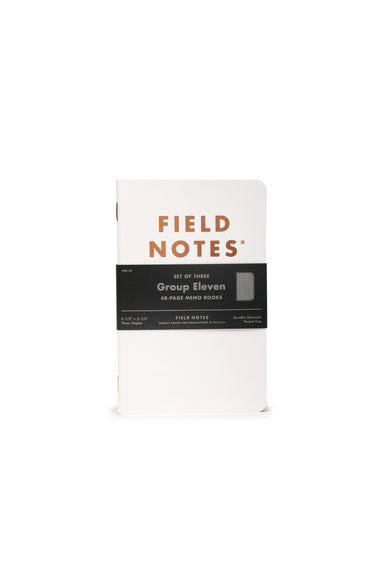 This Field Notes Quarterly limited edition gets its name from the position of the elements copper, silver, and gold in the Periodic Table.