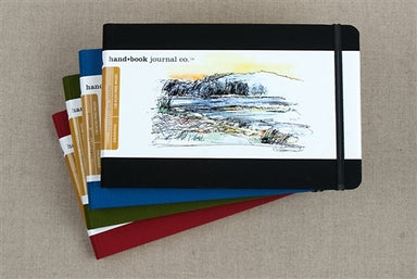 Hand Book Co. Sketchbook- Large, Horizontal