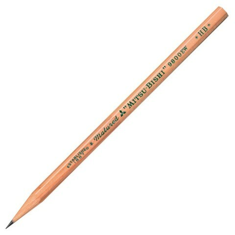 Available as a single pencil or in a box of 12.