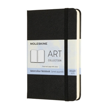 Moleskine Watercolor Portrait Notebook- Pocket Size