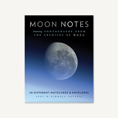 Moon Notes Boxed Notecards & Envelopes